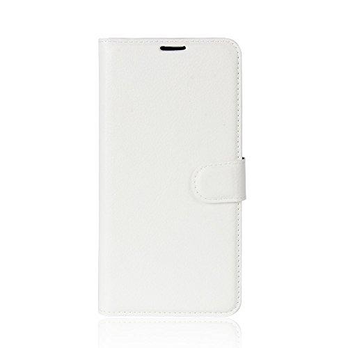 Manyip Funda Huawei Honor 9,Caja del teléfono del cuero,Protector de Pantalla de Slim Case Estilo Billetera con Ranuras para Tarjetas, Soporte Plegable, Cierre Magnético(JFC6-19) A