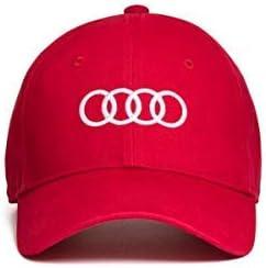 Adjustable S Line Baseball Cap Hat For Audi A1 A3 A4 A5 A6 A8 Q3 Q5 Q7 A5 A7 TT