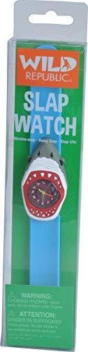 - Wild Republic Shark, Slap Bracelets for Kids, Toy Watch, Educational Toys, 9