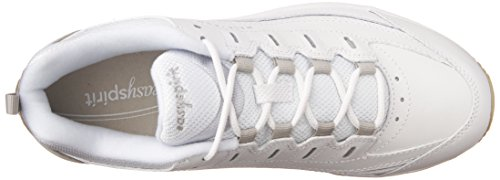 Spirit Light Grey Shoe Romy Walking Women's White Easy z6Uwdaq4z