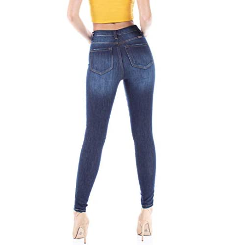 Salt Tree Kancan Jeans Stretchy Five Tiendamia Com