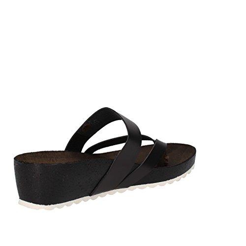 5 PRO JECT - Sandalias de vestir de Piel para mujer negro