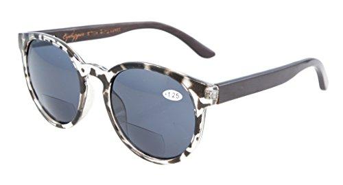 Eyekepper-Gafas-de-Sol-Ovales-Bifocales-con-Patas-de-Madera-y-Bisagra-de-Resorte-para-Mujer