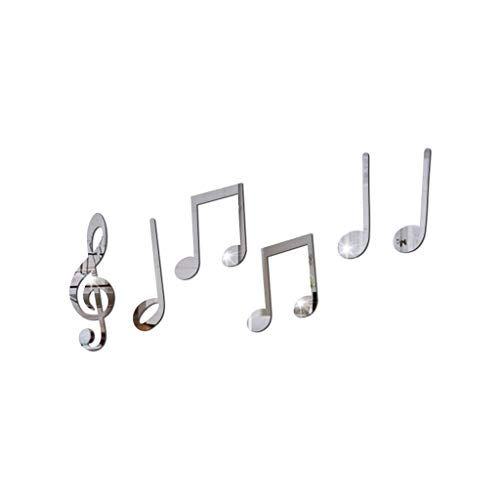 Alimao Removeable Vinyl 2019 New Art Musical Note Wall Sticker Wall Home Decor Mural DIY Decals Clearance - Duty Vinyl Heavy 88 Tape