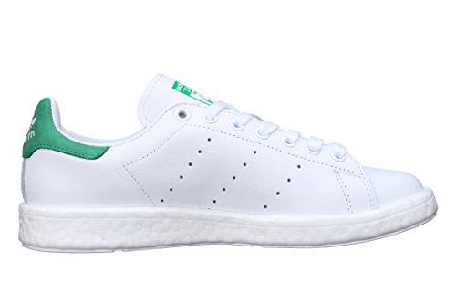 Adidas adidas STAN SMITH BOOST WHITE Hombre blanco