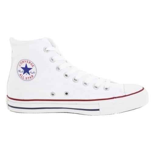 Converse - Zapatillas de lona para mujer blanco blanco 5 UK