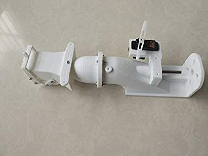 Amazon com: 3D Printed 28mm Spray Water Thruster for RC