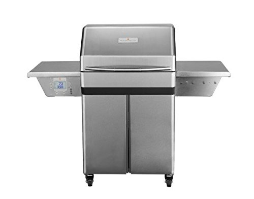 Memphis Grills Pro 28-inch Pellet Grill On Cart - Vg0001s4 by Memphis Grills