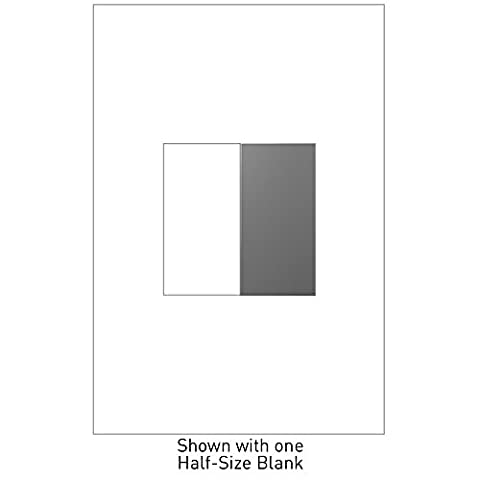 BLANK 1 MODULE - Blank Filler Module