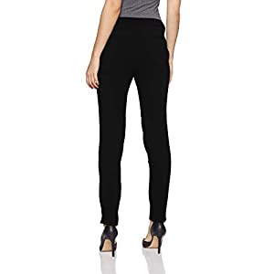 Cherokee by Unlimited Women's Slim Fit Pants (272823107_BLACK_28_)