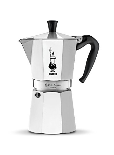(Bialetti Moka Express 9 cup Espresso Maker)