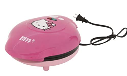 Hello Kitty Pancake Maker – Pink : The machine is good but still have problem