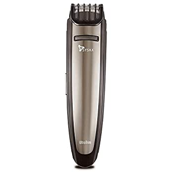 syska HT200K hair trimmer with attchments, (2 years warrenty incluted). (BLACK).