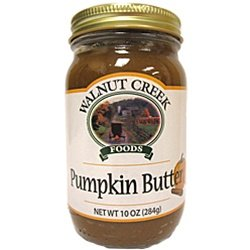 Amish Pumpkin Butter 10oz Jar Hand Made in Ohio (Amish Food Gift Baskets)
