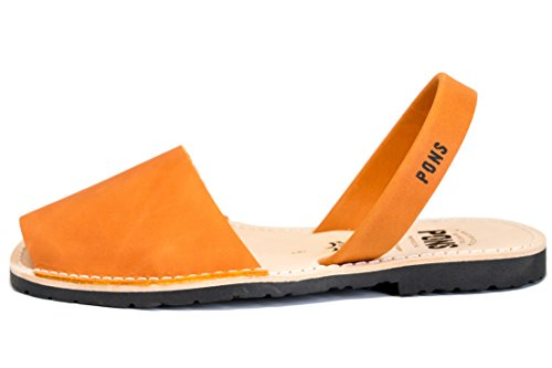 Pons Style 510 Orange Women Classic Avarca xaqOKvwPg