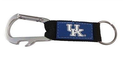 (Pro Specialties Group NCAA Kentucky Wildcats Carabineer Keytag, Blue, One Size)