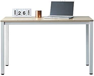 SOFSYS 55.1″ Multi-Functional Computer Desk Workstation Table