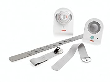 Amazon.com : Fisher-Price Ready 2Wear Monitor (Discontinued by Manufacturer) : Baby Audio Monitors : Baby
