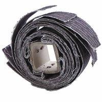 Merit Abrasives 481-08834112060 Sand-O-Flex Glue Bond Refills44; 320 Grit44; 1 x 1944; Scored