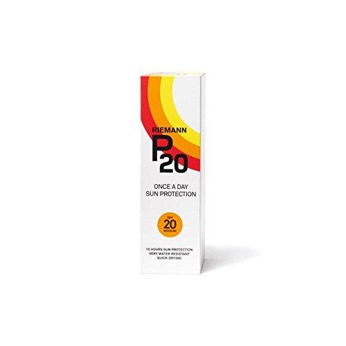 Riemann P20 Sun Filter 100ml SPF20 (Pack of 2)