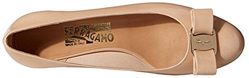 Salvatore Ferragamo Women's Vara New Bisque buy cheap 100% original sale best good selling online discount really clearance websites feIPOO