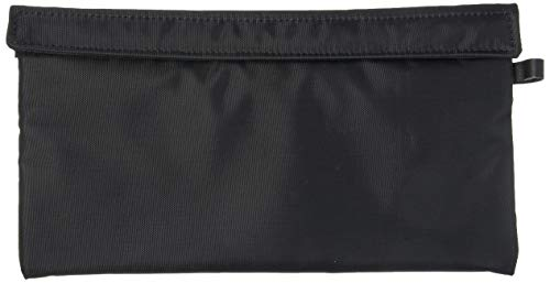 Abscent The Banker Bag Reusable Odor-Absorbing Pouch, Black