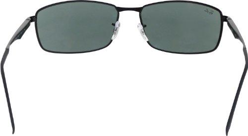 ban Black Ray Green Sunglasses Lenses Rb3498 Frame CqPH7P0n