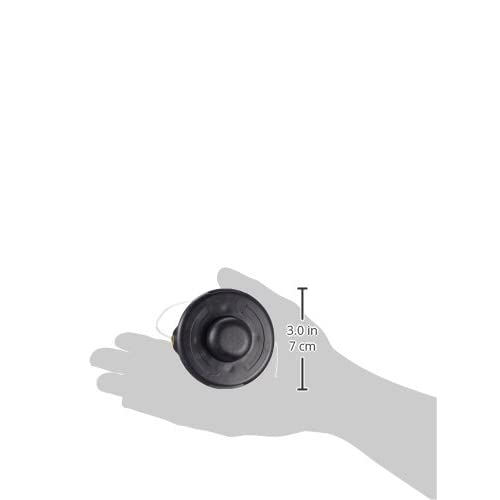 Voltman VOM514119 Bo/îte de 10 cosses rondes section 6 mm pour fils de 2,5 /à 6 mm Jaune