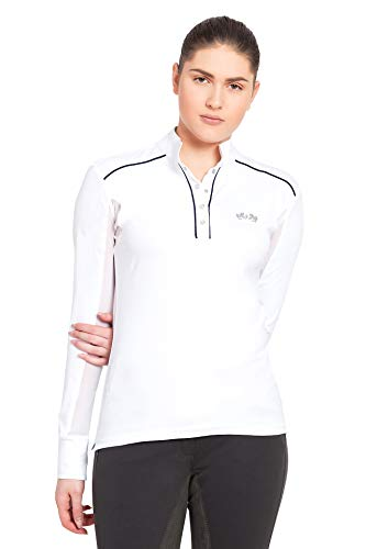 Equine Couture Ladies Rio Long Sleeve Show Shirt ()
