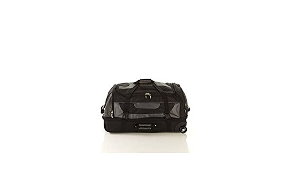 9139f34280 Flylite 72cm Drop Bottom Wheeled Duffle Bag  Amazon.com.au  Fashion