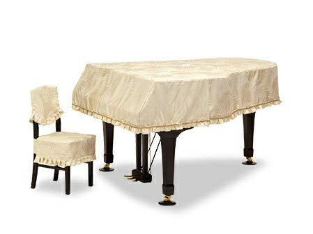(メ-カー名機種名製造番号をメールください) GP-584BE ヤマハ CF4 S4 S400 G5 旧C5 No35カワイ NX-50 R-1 RX-A SK-5 GX-5 グランドピアノカバー(椅子カバー別売)   B075MH3569