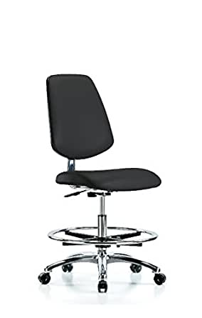 Labtech Seating Lt40967 Class 10 Clean Room Esd Vinyl