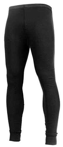 Rothco Midweight Thermal Knit Bottom, XL
