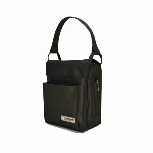Flyboys -  Mission Pubs Bag Black FB1020 BLK