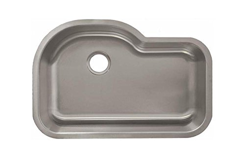Silver Lake Stainless Steel Single Bowl Sink S604 by NCM