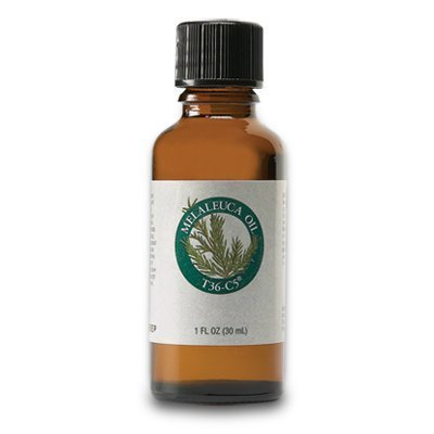 Melaleuca Tea Tree Oil T36C5 1 Oz for Cuts, Scrapes, Bug Bites and Burns