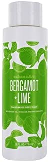 product image for Plant Based Body Wash Bergamot + Lime by Schmidt's - 16 fl. oz.-3 PACK