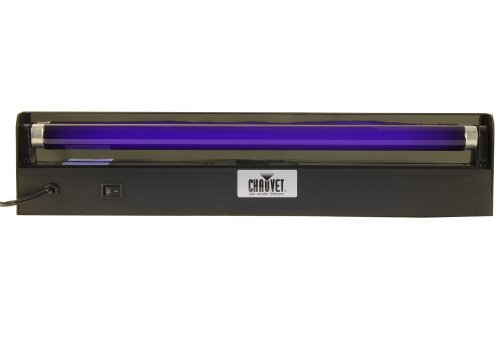 Chauvet DJ Blacklight 18-Inch 15W UV Black Light Party Lamp with Bulb NVF-18 by Chauvet DJ