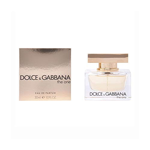 Dolce & Gabbana The One For Women. Eau De Parfum Spray 1-Ounce (Dolce And Gabbana Rose The One Set)