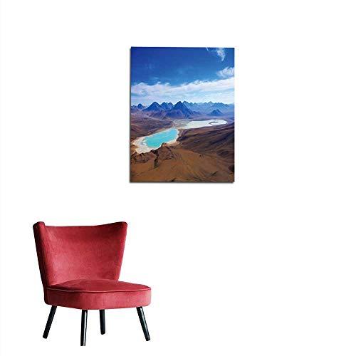 - longbuyer Wallpaper Licancabur Volcano Bolivian and Chilian Border Mural 16