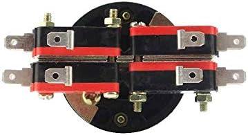 XinQuan Wang 30 mm interruttore joystick mantenuto momentaneo 4 posizioni autoscattante molla ritorno croce wobble stick switch HKA1-41QY/HKA1-41QZ (dimensioni: HKA1-41QZ)
