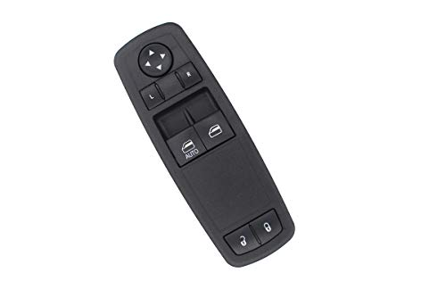 NewYall Front Left Driver Side Master Window Door Lock Switch