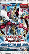 - YuGiOh Judgment of the Light Booster Pack English 1st Edition