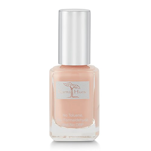 (Karma Organic Natural Nail Polish-Non-Toxic Nail Art, Vegan and Cruelty-Free Nail Paint (Sand Between My Toes))