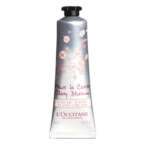 Cherry Ounce 1 - L'Occitane Delicate Cherry Blossom Hand Cream, Net Wt. 1 oz.