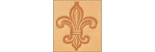 Tandy Leather Craftool� 3-D Stamp Fleur-De-Lis 8613-00