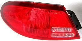 All-New Depo TAIL LIGHT ASSEMBLY (LEFT SIDE) -- Part ID 331-1963L-US