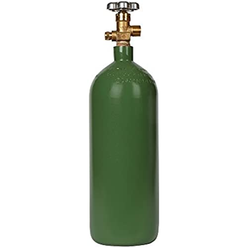 Buy New 40 cu ft Steel Oxygen Cylinder with CGA540 Valve
