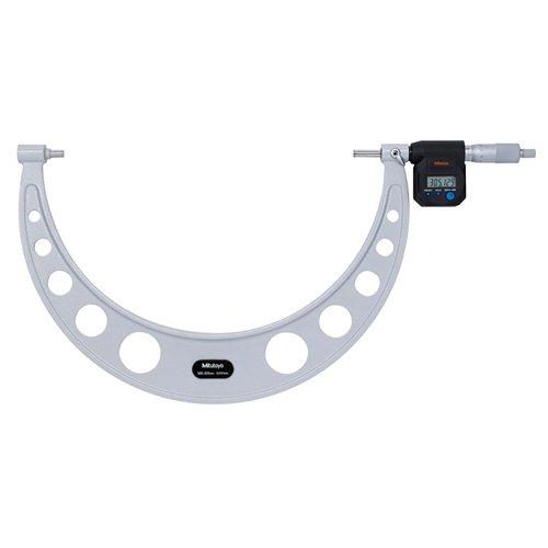 Mitutoyo 293 - 784 Digimatic micrometre con trinquete Stop, 14