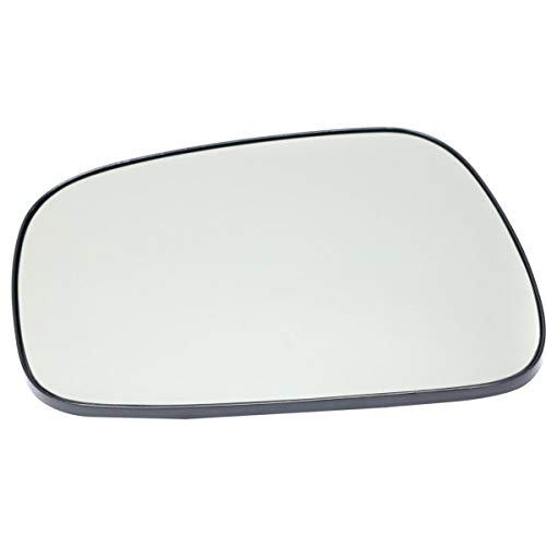New Mirror Glass Driver Left Side Heated LH Hand for Camry TO1324102 87961AA100